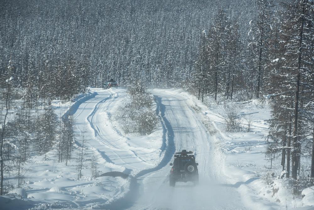 Зимник - дорога жизни и смерти 90722_original