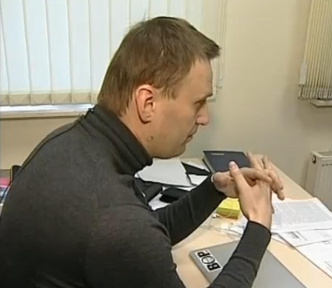 Навальный Жулик и Вор