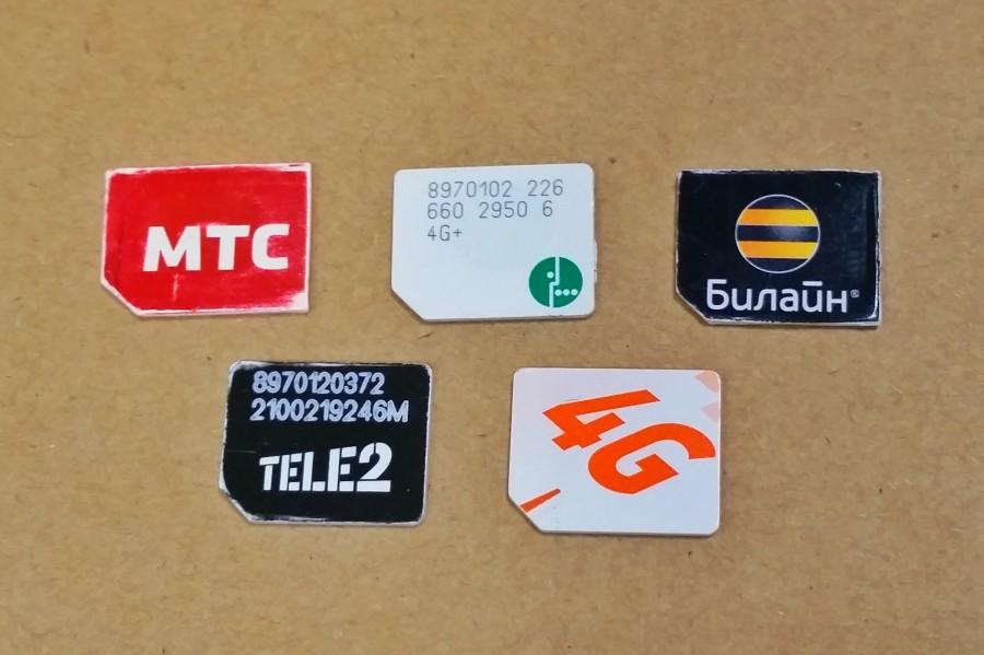 тесты для операторов почтовой связи
