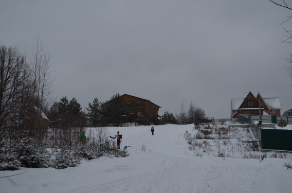 Домик Ski-O 2