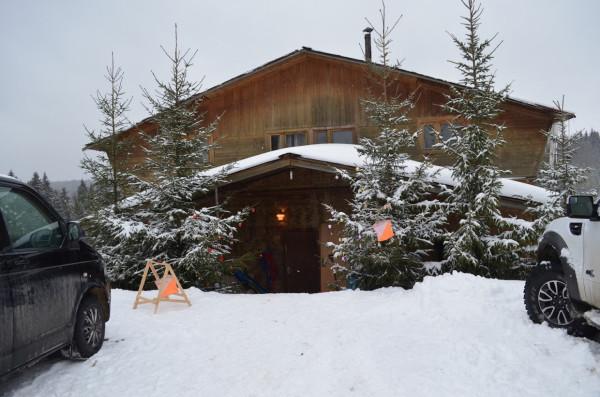 Домик Ski-O 3