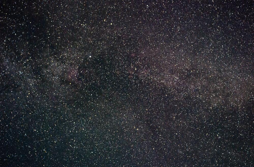Небо над Аркаимом
