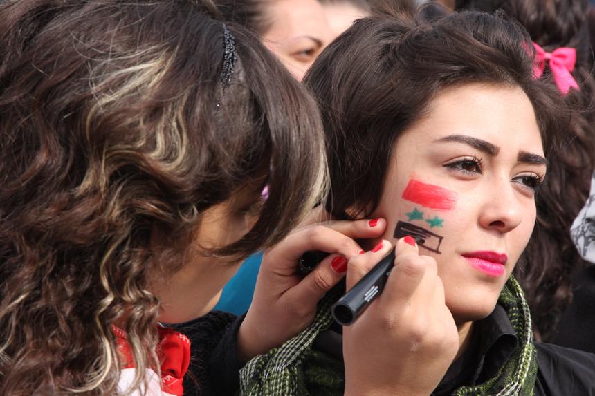 Сирии девушки знакомства из