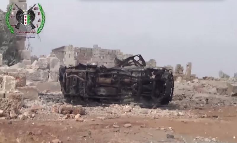 уничтоженная база боевиков ИГИЛ.png