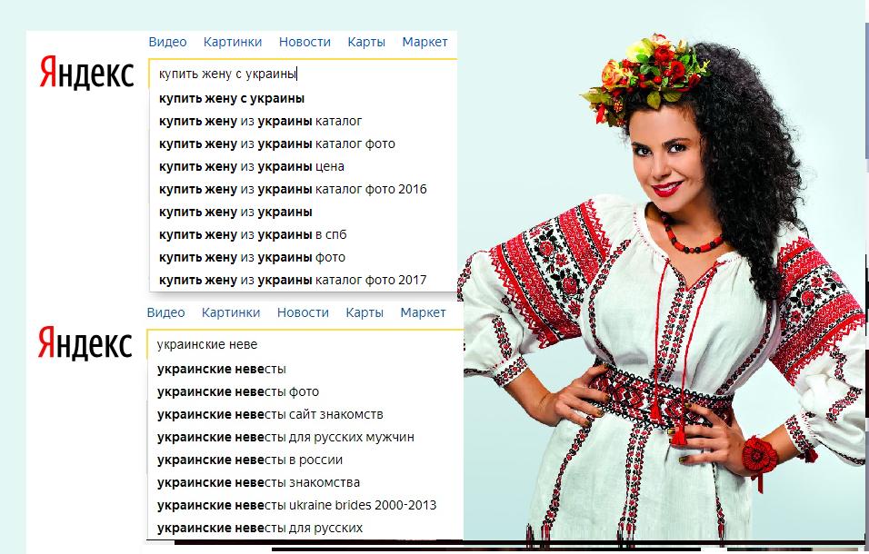 украинские невесты