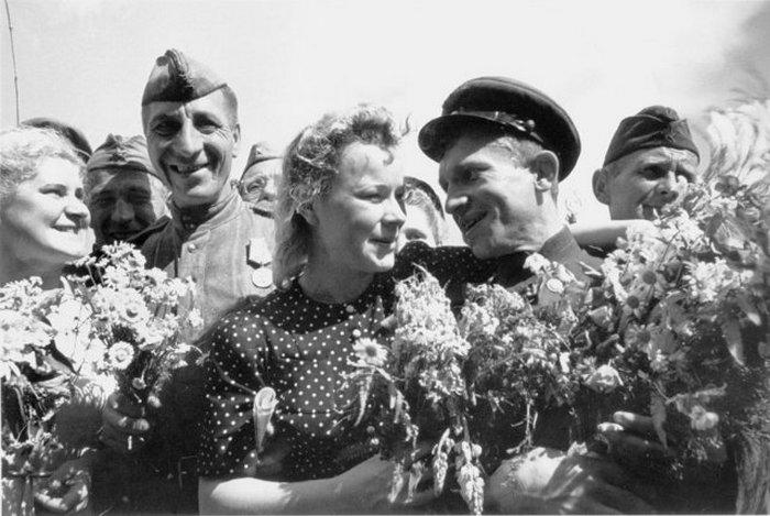 День Победы в СССР. 8-9 мая 1945 года.: rjadovoj_rus