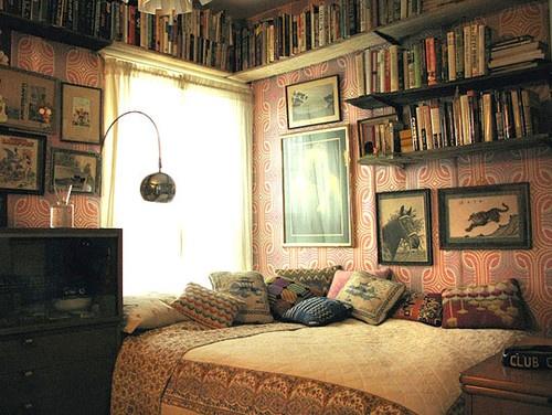 Дизайн интерьеров уютная спальня