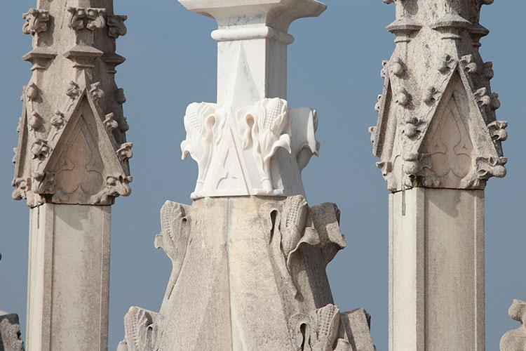 Реставрация миланского собора Дуомо