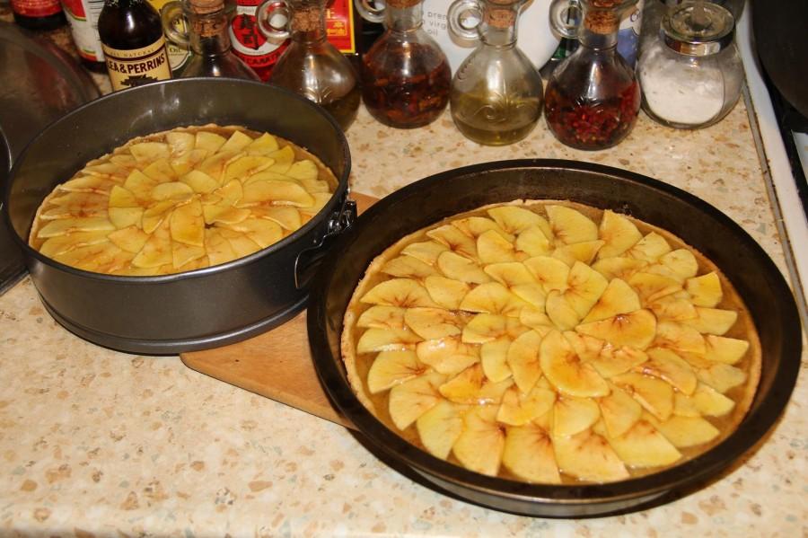 Яблочный тарт_2