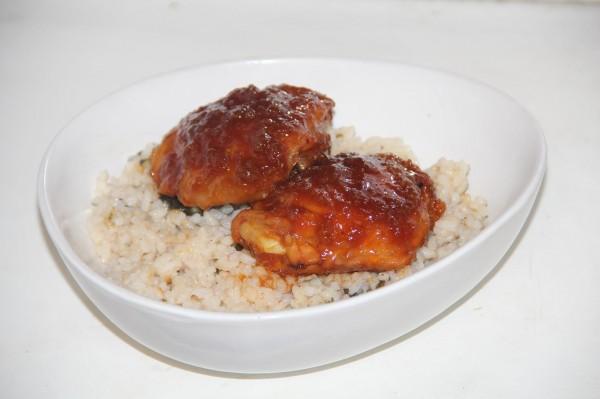 Имбирный цыпленок по-вьетнамски
