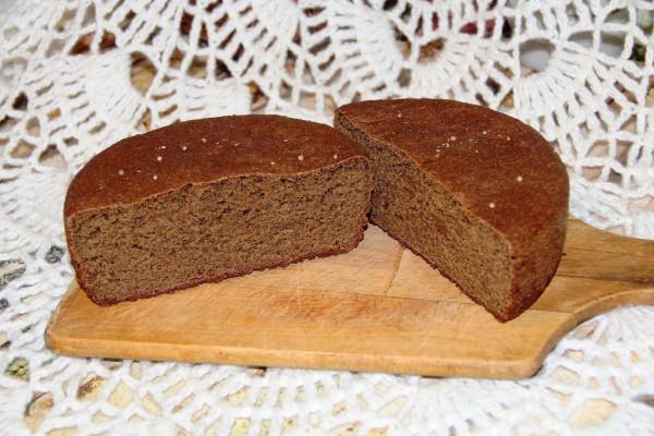 хлеб ржаной без добавок_2