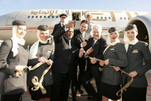 Etihad+Airways
