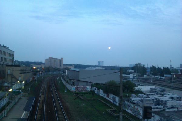 Рижская -1- луна