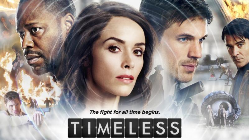 Timeless Сериал 2016 Скачать Торрент - фото 6