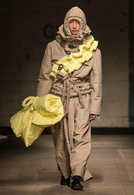 Модный пост № 13 - мужская мода, суровая и беспощадная!
