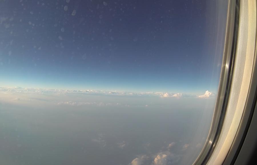Гималаи в облаках