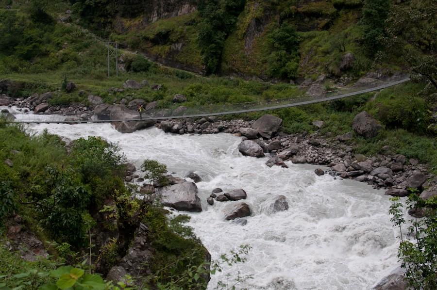 Непальский мостик