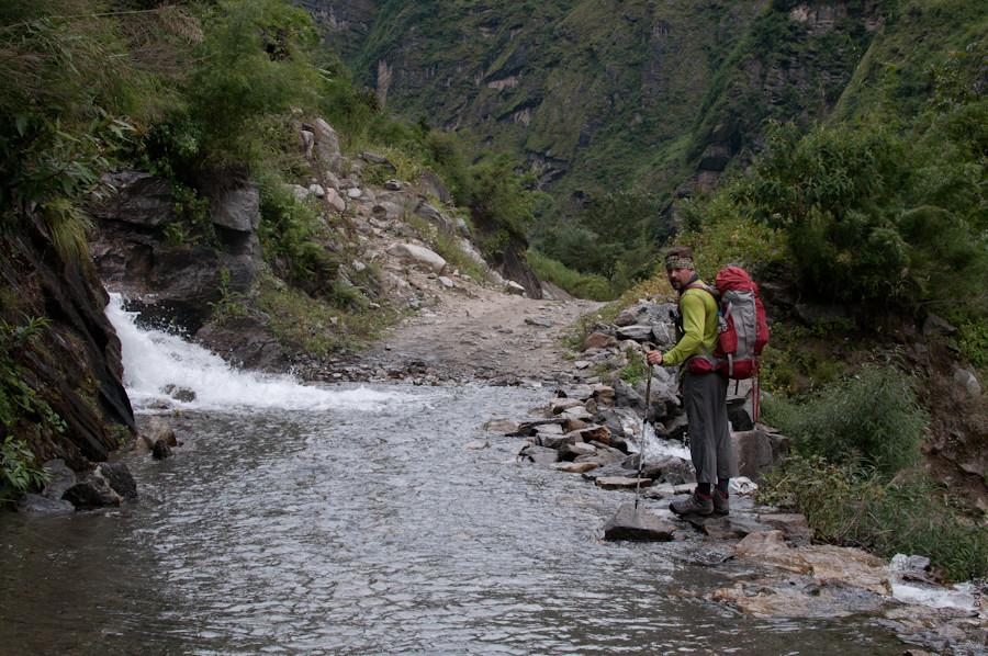 Дорога через реку
