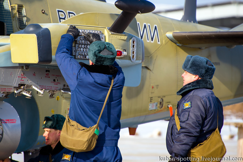 963619_original Летчики ЮВО осваивают недавно поступившие Ка-52