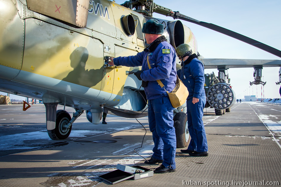 965600_original Летчики ЮВО осваивают недавно поступившие Ка-52