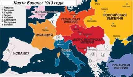 почему европа враждебна россии конспект