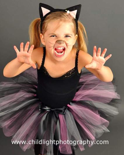 Детский костюм на новый год своими руками для девочек