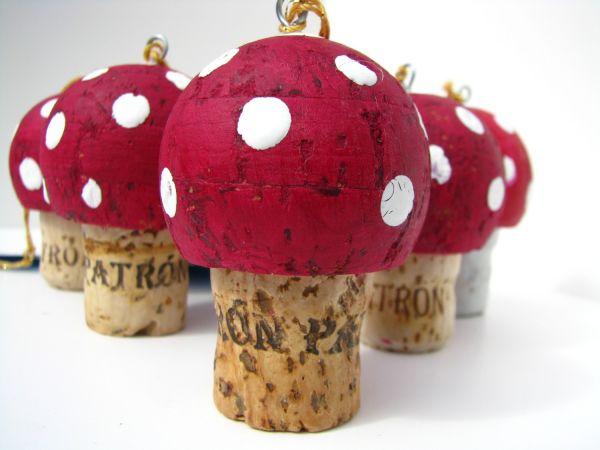 Поделка грибы