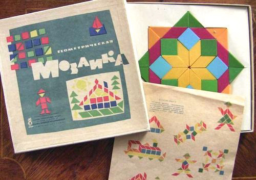 мозаика геометр