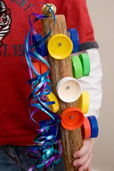 Музыкальные инструменты для детей своими руками - шум 95