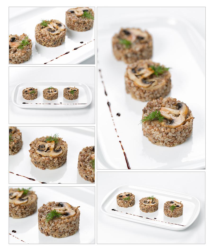 предметная съёмка блюд для ресторана, фото Кудин Андрей