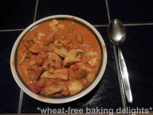Cauliflower glutenfree stew 2