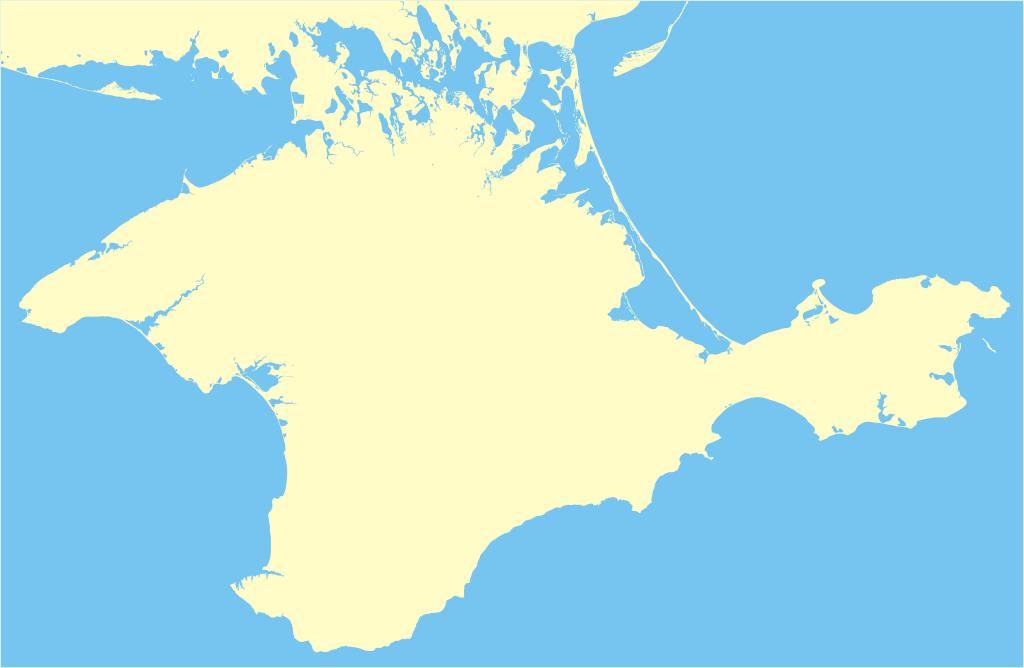 Фантазии Украины про Крым