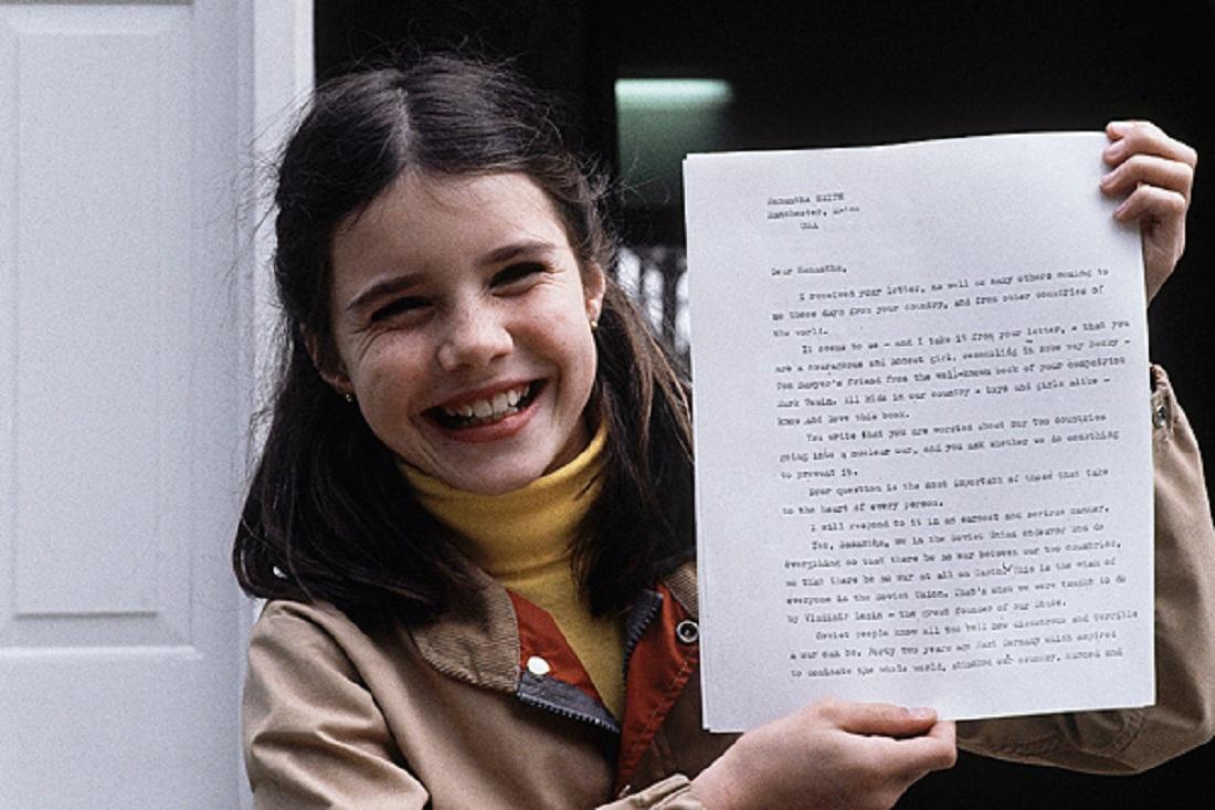 Девочка, изменившая ход истории