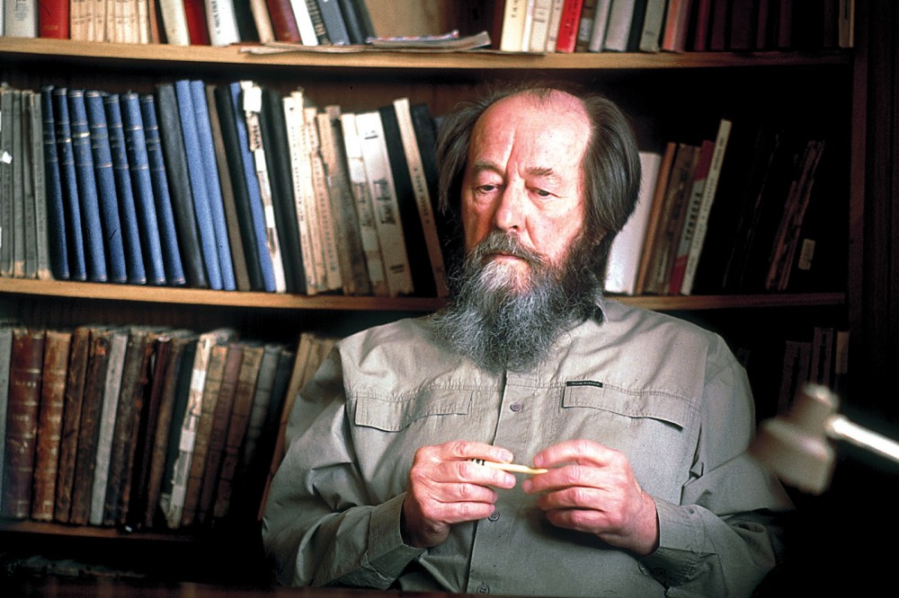 Скандал с Солженицыным
