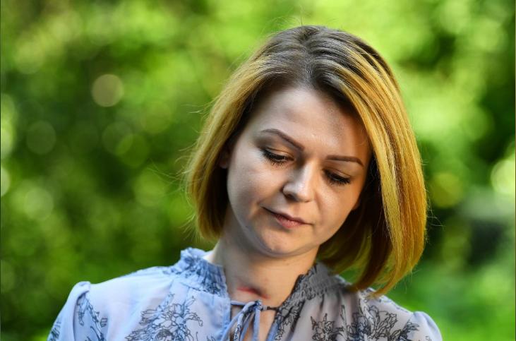 Эксклюзив: Юлия Скрипаль дала первое интервью