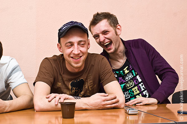 Команда КВН «Максимум» в Барнауле