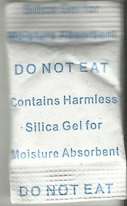harmless silica gel