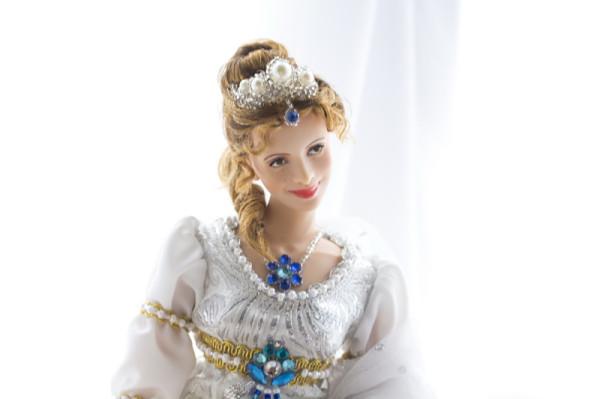 Золушка кукла ручной работы