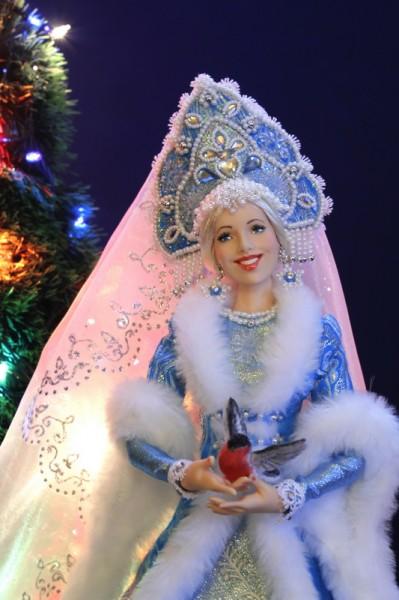 Смотреть фото русские снегурочки фото 498-151