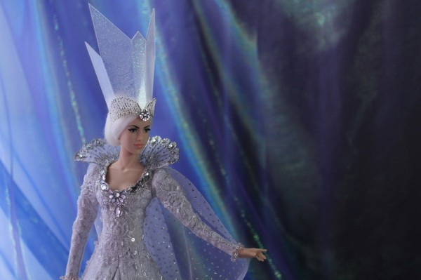 Снежная королева картинки своими руками