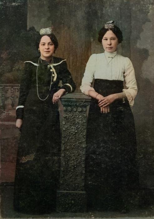 Казанские татарочки начала ХХ века