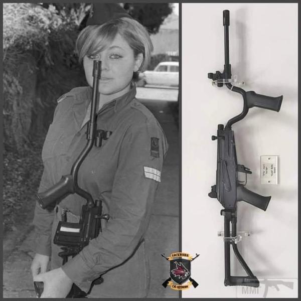Автомат для женщин от израильских оружейников