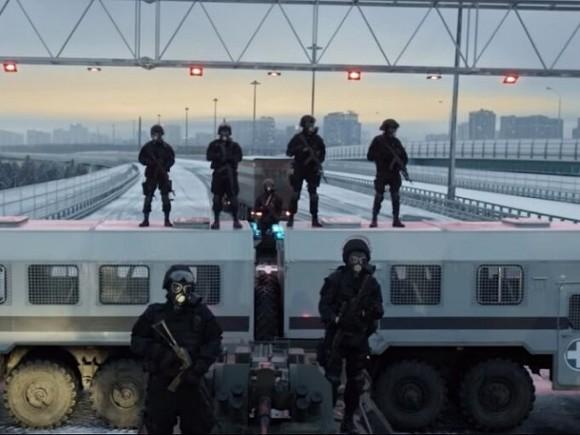 Может зря дороги из Москвы не заблокированы?