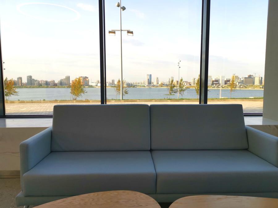 новая Национальная Библиотека Республики Татарстан, экскурсия, Фишман-Бикмабетова, библиотека, НКЦ, крематорий, фотографии