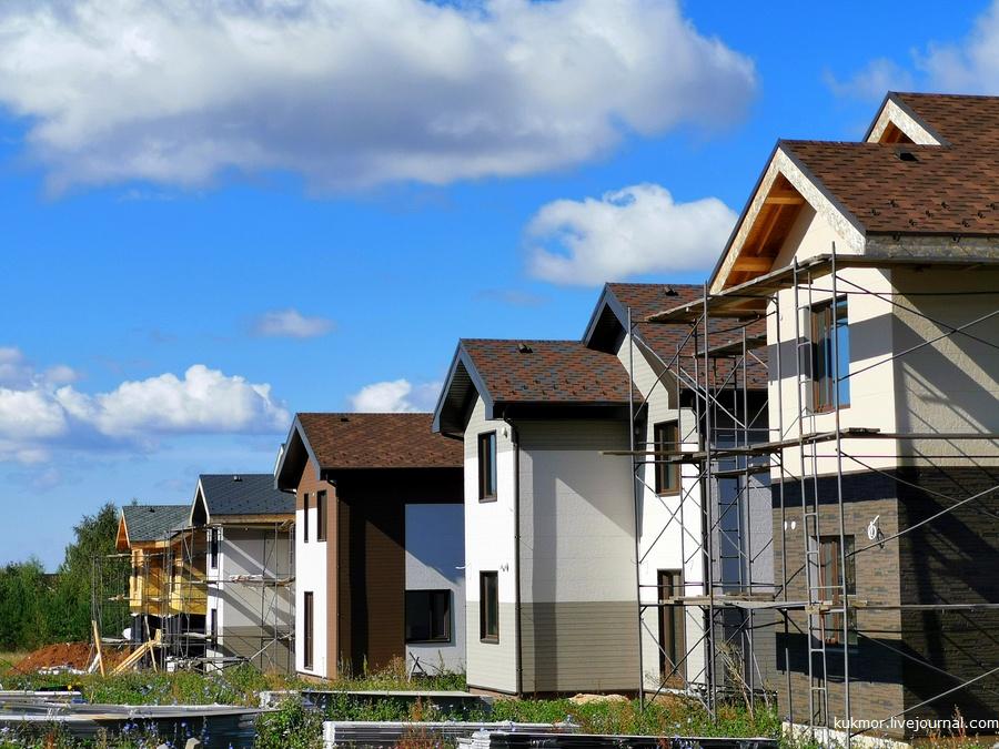 Готовые дома с отделкой в Казани, Little Tokyo, японские дома, Казань, готовые дома, фотографии, Аксанов Нияз, литл токио