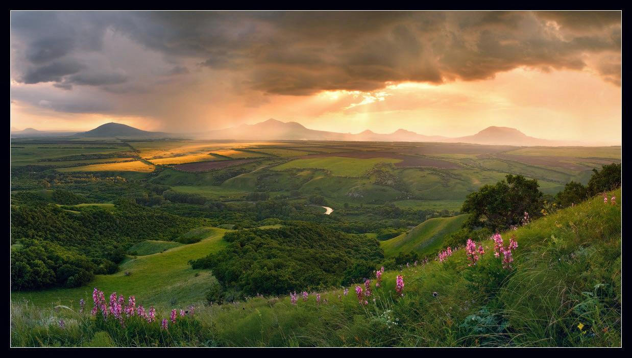 картинки природа с добрым утром