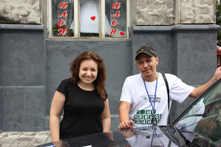 Знай что ты пьешь 2012 Украина  3й день 21