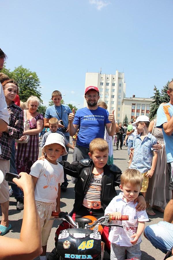 Знай что ты пьешь 2012 Украина  5й день 15