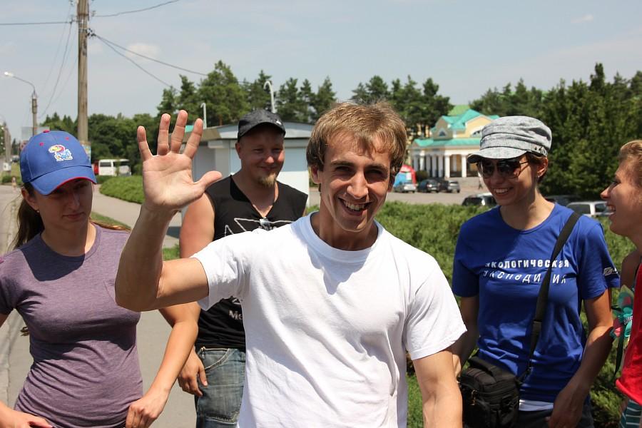Знай что ты пьешь 2012 Украина  5й день 16