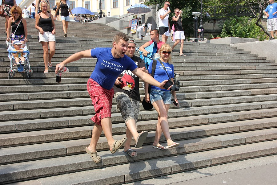 Знай что ты пьешь 2012 Украина  7й день 09